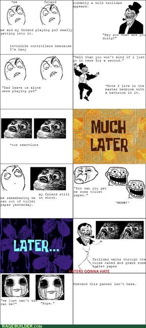 My Trolldad experience