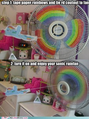 sonic rainfan!