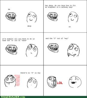 Lame Pun Troll