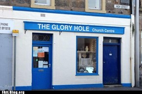 Place of Worship FAIL