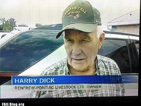 Private Name FAIL
