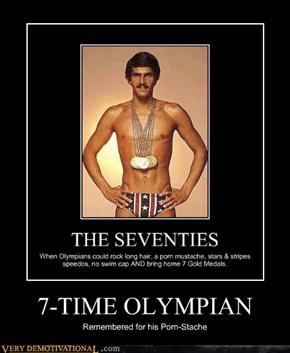 7-TIME OLYMPIAN