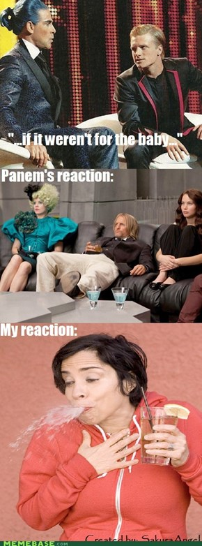 Hunger Games: Catching Fire Meme