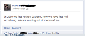 Moonwalkers Needed, Inquire Within