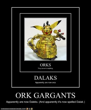 ORK GARGANTS