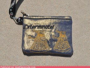 Doctor Who Wallet Wrislet