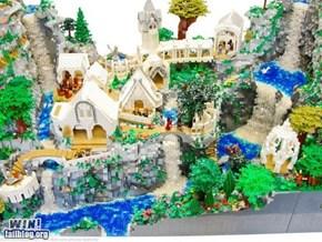 LEGO Rivendell WIN