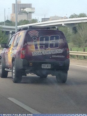 Bad Kearning? Or Bad Radio Station?