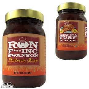 Swanson Sauce WIN