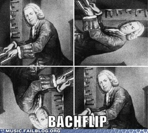 I Put My Fugue Subject Down, Flip It, and Reverse It