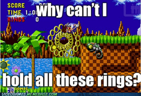 Dear Khoas Emrl s, How Me a Hedgehog Learned Collect Rings