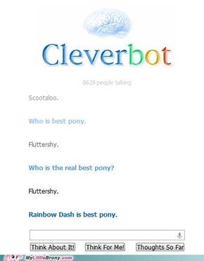 Cleverbot Has a Favorite