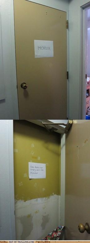 More Doors?!