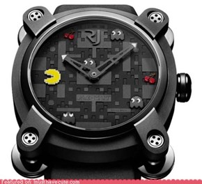 Ossim PAC-MAN watch!