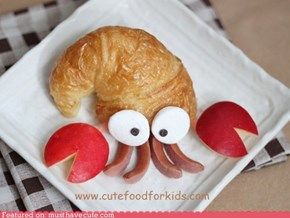 Epicute: Hermit Croissant