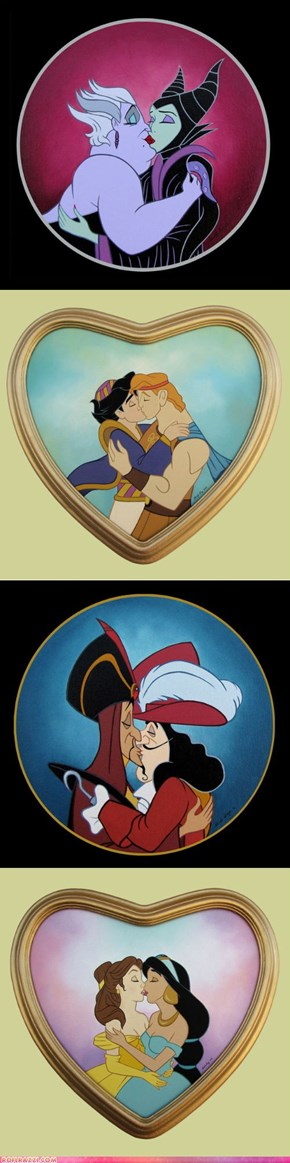 Disasterland: Same-Sex Disney Couples