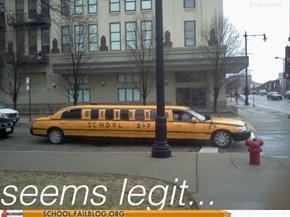 Best Schoolbus EVER