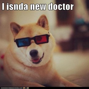I isnda new doctor