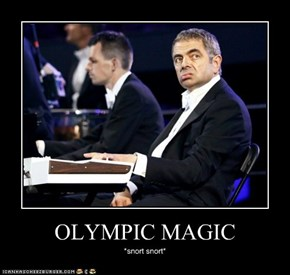 OLYMPIC MAGIC