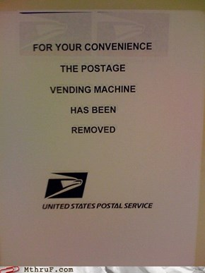 """""""For My Convenience,"""" Huh?"""