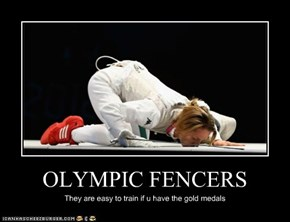 OLYMPIC FENCERS