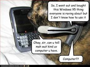 Kitteh Tech Support 1995