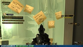 Forever alone in Deus Ex: Human Revolution