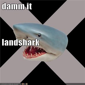 damm it  landshark