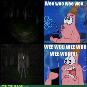 Patrick to Spongebob..come in spongebob
