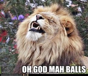 OH GOD MAH BALLS