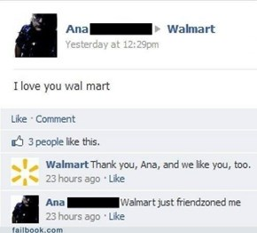 Wal-Mart Is a Cold and Heartless Mistress