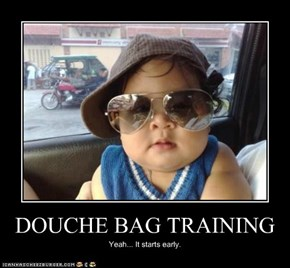 DOUCHE BAG TRAINING