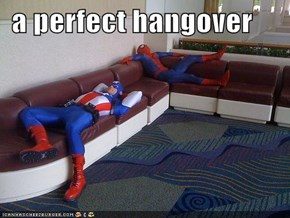 a perfect hangover