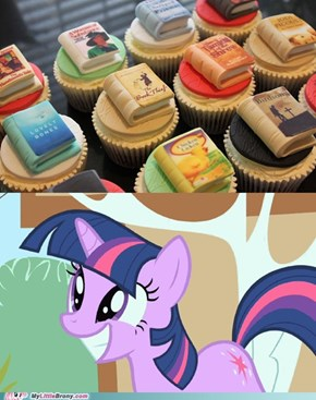 Twilight's Favorite Cupcakes
