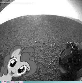 First Images from Mars Curiosity Rover