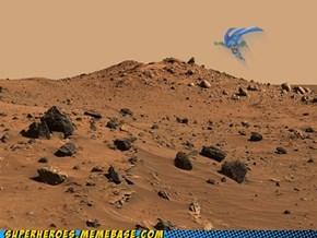 Martian Man Hunter IS REAL!