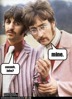 my Ringo!