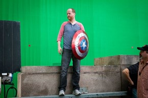 Breaking News of the Day: Whedon Signed For Avengers 2, Marvel TV Series