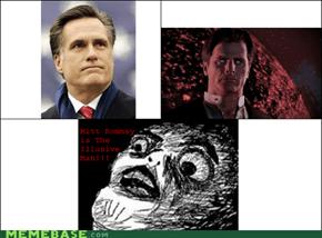 Mitt Romney...