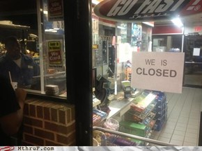 When You's Gon' Be Open Again?