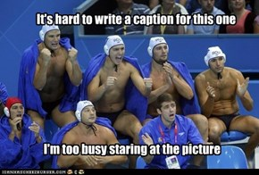 Thank you NBC for water polo coverage
