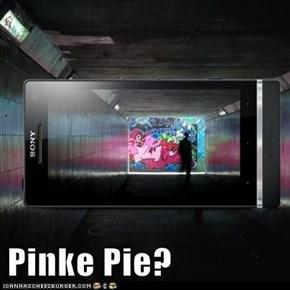 Pinke Pie?