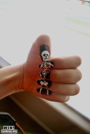 Nail Art WIN