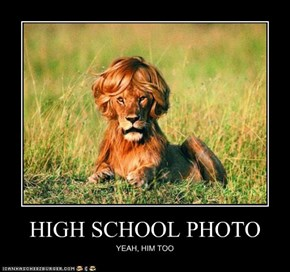 HIGH SCHOOL PHOTO