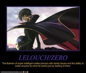 LELOUCH/ZERO