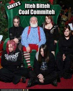 Itteh Bitteh Coal Commiteh
