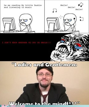Happy + Depressing = Nostalgia Critic