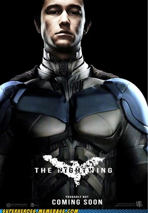 Joseph Gordon Nightwing
