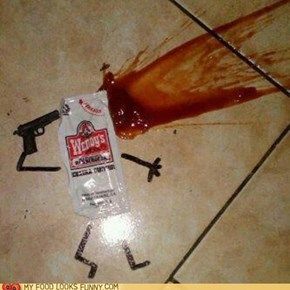 The Deep Sorrow of Ketchup