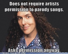 Good Guy Weird Al